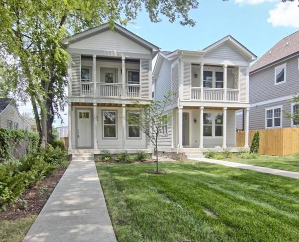 5602 B New York Ave, Nashville, TN 37209 (MLS #1997918) :: John Jones Real Estate LLC