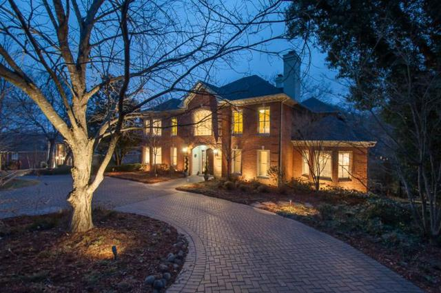 922 Calloway Dr, Brentwood, TN 37027 (MLS #1998001) :: Exit Realty Music City