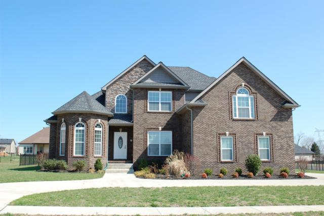 1198 Upland Ter, Clarksville, TN 37043 (MLS #1998286) :: Team Wilson Real Estate Partners