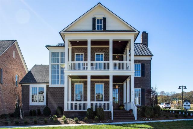 245 Meriwether, Nashville, TN 37221 (MLS #1998858) :: John Jones Real Estate LLC