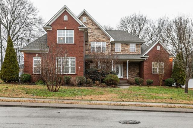 1058 Auldridge Dr, Spring Hill, TN 37174 (MLS #1998950) :: RE/MAX Choice Properties