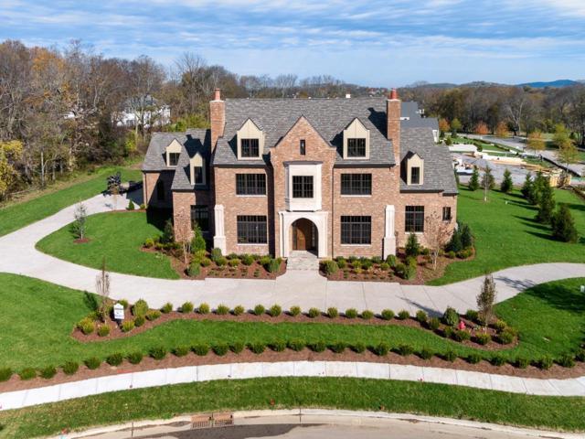 1465 Witherspoon Drive (#147), Brentwood, TN 37027 (MLS #1999025) :: John Jones Real Estate LLC