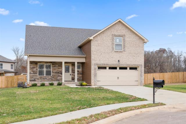 4 Hazelwood Court, Clarksville, TN 37042 (MLS #1999041) :: John Jones Real Estate LLC