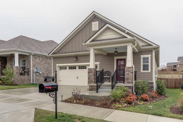 3312 Balfron Dr, Nolensville, TN 37135 (MLS #1999301) :: John Jones Real Estate LLC