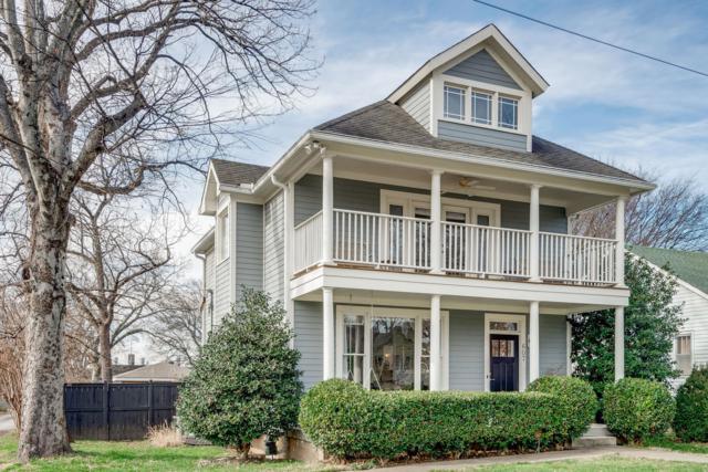 607 45Th Ave N, Nashville, TN 37209 (MLS #1999313) :: John Jones Real Estate LLC