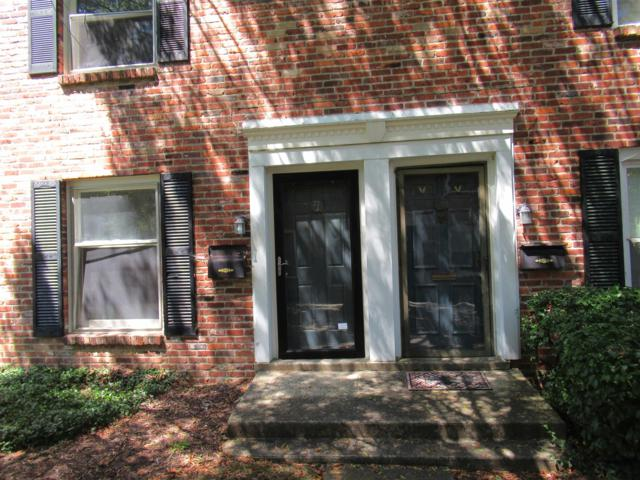 5025 Hillsboro Pike Apt 22J 22-J, Nashville, TN 37215 (MLS #1999327) :: DeSelms Real Estate