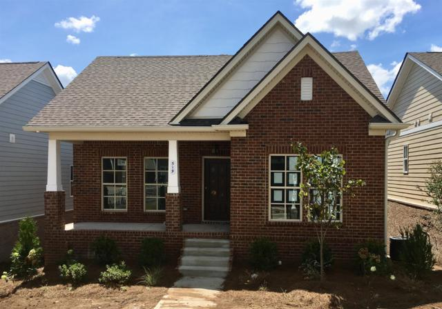 519 Pleasant Street #130, Nolensville, TN 37135 (MLS #1999347) :: Fridrich & Clark Realty, LLC