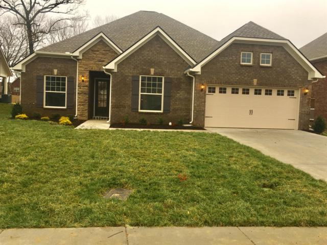 1420 Burrows Avenue 103 Cho, Murfreesboro, TN 37128 (MLS #1999718) :: John Jones Real Estate LLC