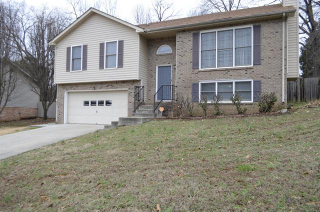 2169 Amadeus Dr, Clarksville, TN 37040 (MLS #2000068) :: REMAX Elite