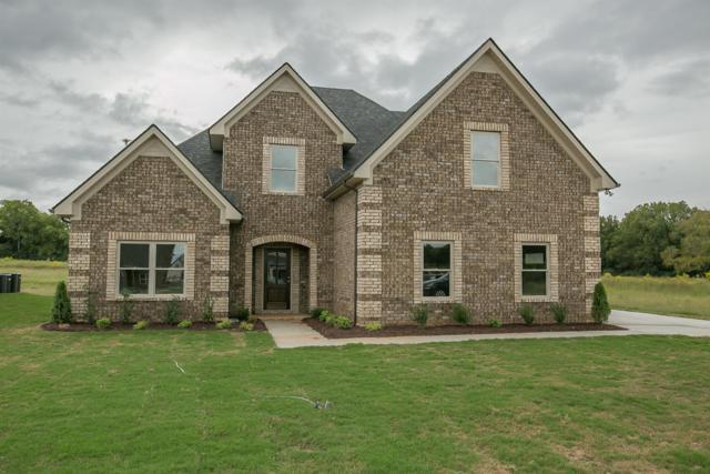1123 General Marshall-Lot 237, Murfreesboro, TN 37129 (MLS #2000101) :: John Jones Real Estate LLC
