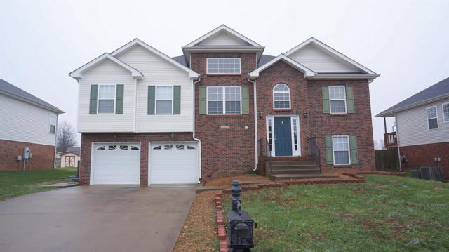 3445 Quicksilver Ln, Clarksville, TN 37042 (MLS #2000235) :: Nashville on the Move