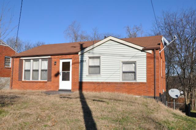 3222 Crowe Dr., Nashville, TN 37218 (MLS #2000287) :: John Jones Real Estate LLC