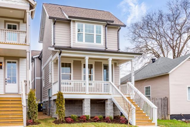 5308 A Pennsylvania, Nashville, TN 37209 (MLS #2000320) :: Armstrong Real Estate