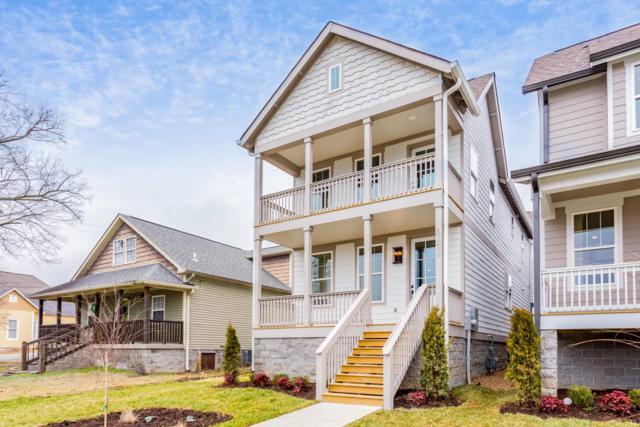 5308 B Pennsylvania, Nashville, TN 37209 (MLS #2000321) :: Armstrong Real Estate