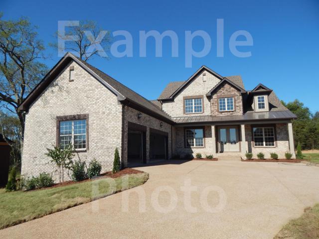 114 Watermill Lane Lot 7, Lebanon, TN 37087 (MLS #2000528) :: REMAX Elite