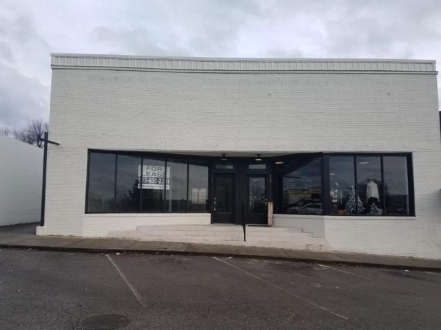 117 N Cannon Street, Woodbury, TN 37190 (MLS #2000577) :: EXIT Realty Bob Lamb & Associates