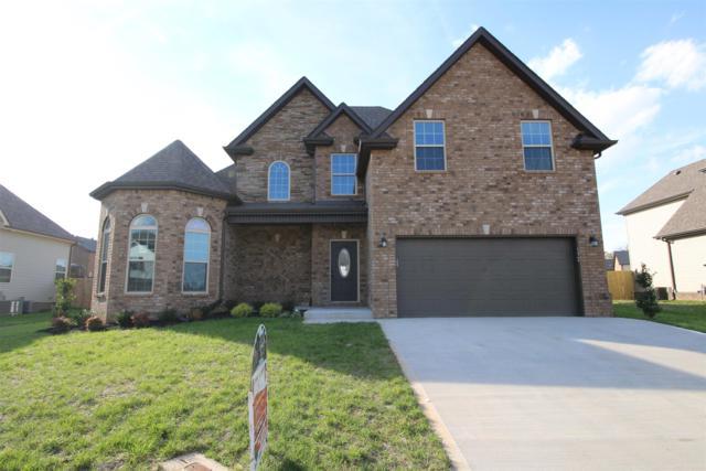 750 Farmington, Clarksville, TN 37043 (MLS #2000672) :: Fridrich & Clark Realty, LLC
