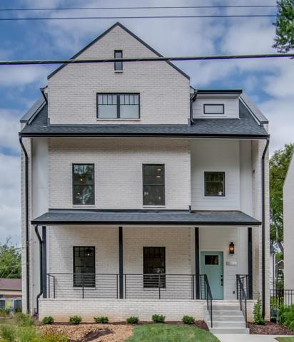 1813 Beech Avenue Unit 2, Nashville, TN 37203 (MLS #2000690) :: John Jones Real Estate LLC