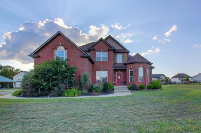 1192 Upland Terrace, Clarksville, TN 37043 (MLS #2000824) :: DeSelms Real Estate