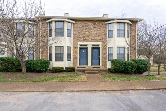 512 Thomas Jefferson Circle, Madison, TN 37115 (MLS #2000894) :: REMAX Elite