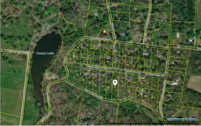 113 Lake Crest Ln Lot 33, Tullahoma, TN 37388 (MLS #2000935) :: The Helton Real Estate Group
