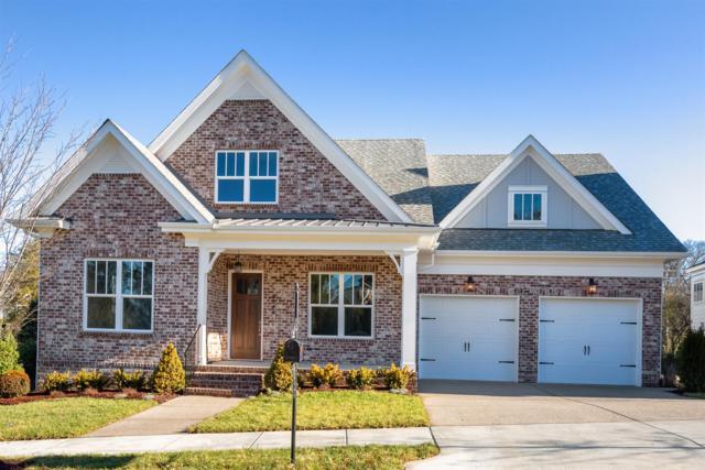 6086 Maysbrook Lane Lot 26, Franklin, TN 37064 (MLS #2001124) :: DeSelms Real Estate
