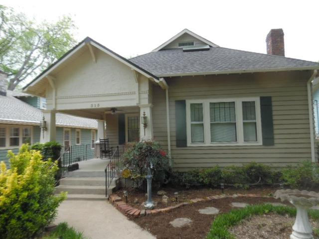 313 Greenway Ave, Nashville, TN 37205 (MLS #2001162) :: CityLiving Group