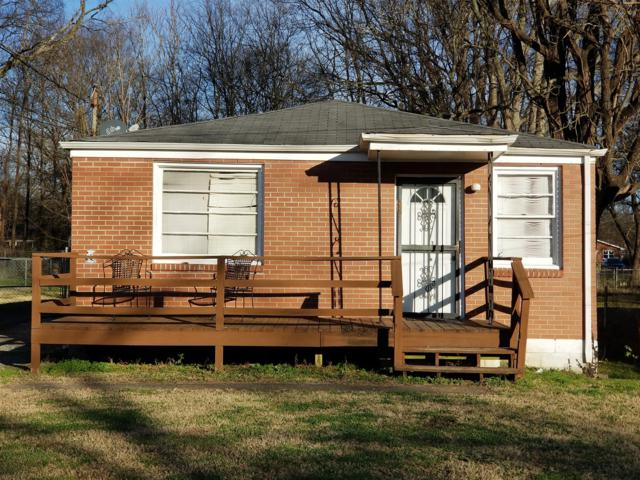 1732 23rd Ave N, Nashville, TN 37208 (MLS #RTC2001326) :: John Jones Real Estate LLC