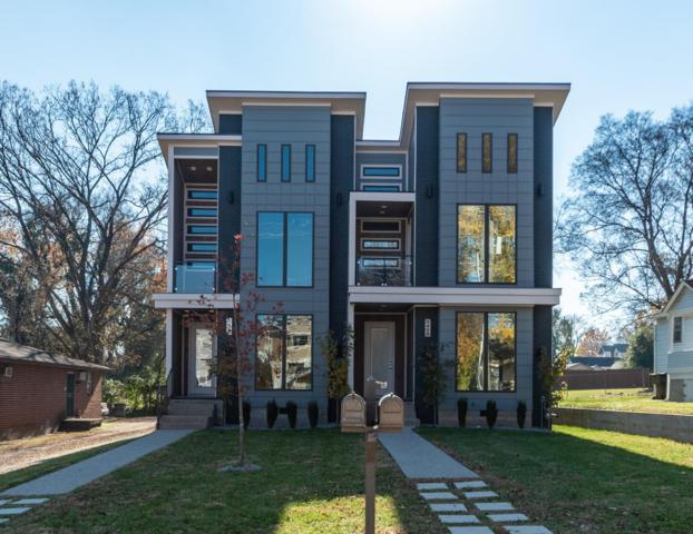 545 A Moore Ave, Nashville, TN 37203 (MLS #2001453) :: Armstrong Real Estate