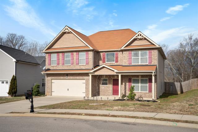 121 Irishman Way, Clarksville, TN 37042 (MLS #2001602) :: John Jones Real Estate LLC