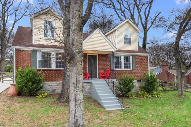 1704 Sherwood Ln, Nashville, TN 37206 (MLS #2001632) :: John Jones Real Estate LLC
