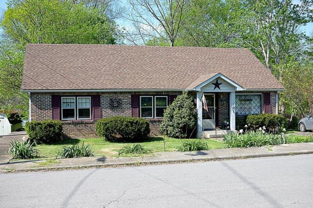 418 Lester St, Woodbury, TN 37190 (MLS #2001649) :: John Jones Real Estate LLC
