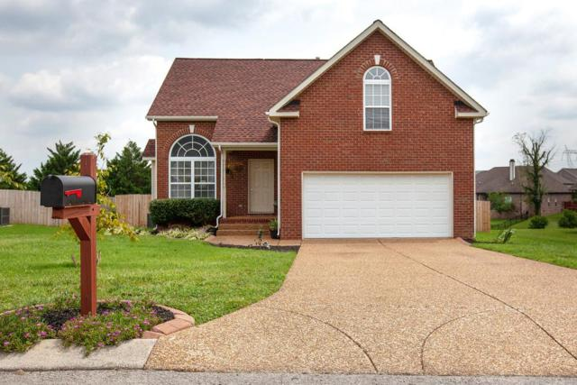 2005 Patrick Way, Spring Hill, TN 37174 (MLS #2001694) :: John Jones Real Estate LLC