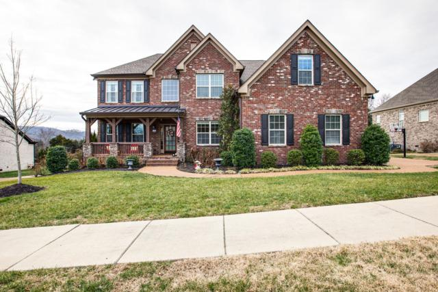 6110 Stags Leap Way, Franklin, TN 37064 (MLS #2001808) :: The Matt Ward Group