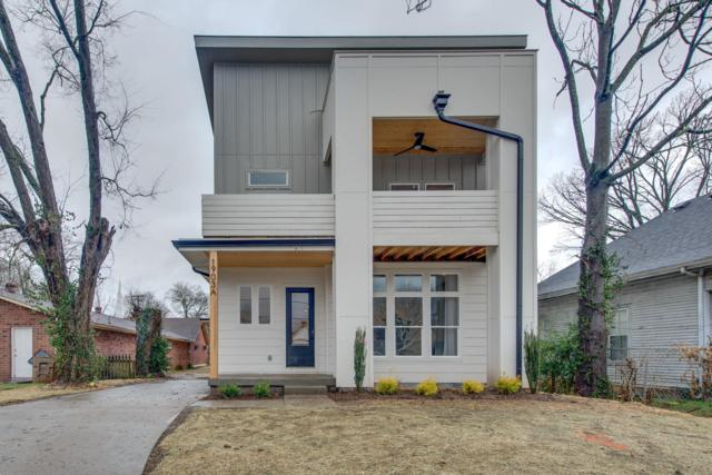 1903 A 10th Ave N, Nashville, TN 37208 (MLS #2001884) :: John Jones Real Estate LLC