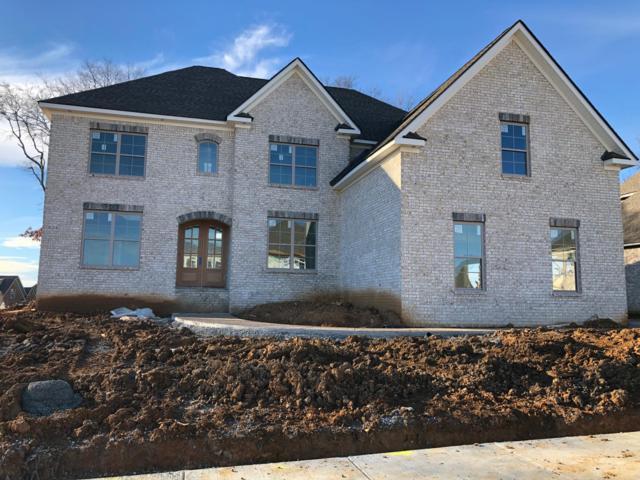 1587 Bunbury Dr. (248), Thompsons Station, TN 37179 (MLS #2001914) :: John Jones Real Estate LLC