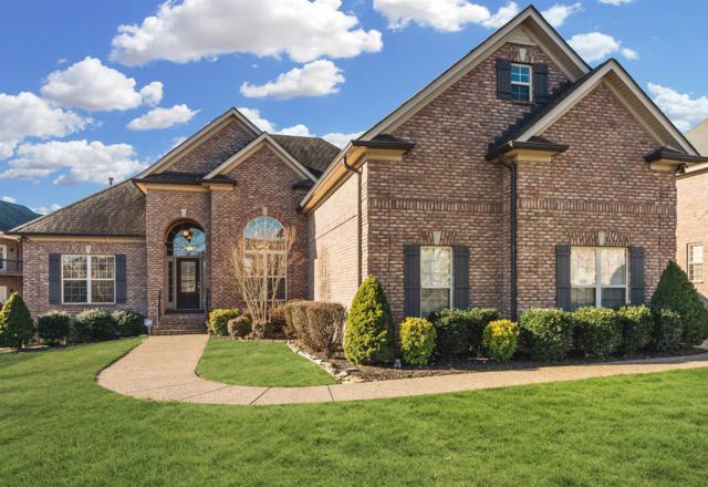 1013 Smoke Rise Ln, Hendersonville, TN 37075 (MLS #2002000) :: Team Wilson Real Estate Partners