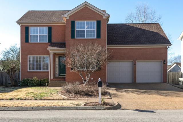 2037 Glastonbury Dr, Franklin, TN 37069 (MLS #2002096) :: John Jones Real Estate LLC