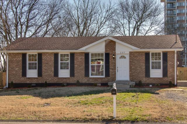 237 Becklea Dr, Madison, TN 37115 (MLS #2002137) :: Nashville on the Move