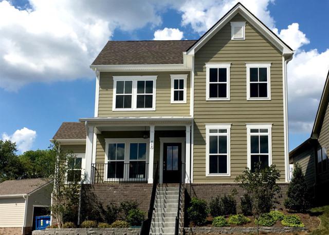 512 Pleasant Street   #161, Nolensville, TN 37135 (MLS #2002177) :: Fridrich & Clark Realty, LLC
