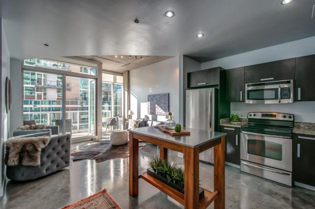 600 12Th Ave S Apt 816 S, Nashville, TN 37203 (MLS #2002187) :: Berkshire Hathaway HomeServices Woodmont Realty