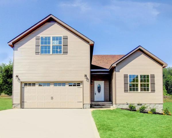 40 Chestnut Hill, Clarksville, TN 37042 (MLS #2002246) :: DeSelms Real Estate