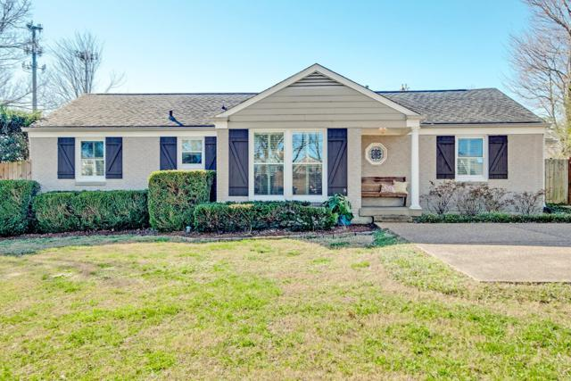 101 Haverford Dr, Nashville, TN 37205 (MLS #2002248) :: Ashley Claire Real Estate - Benchmark Realty