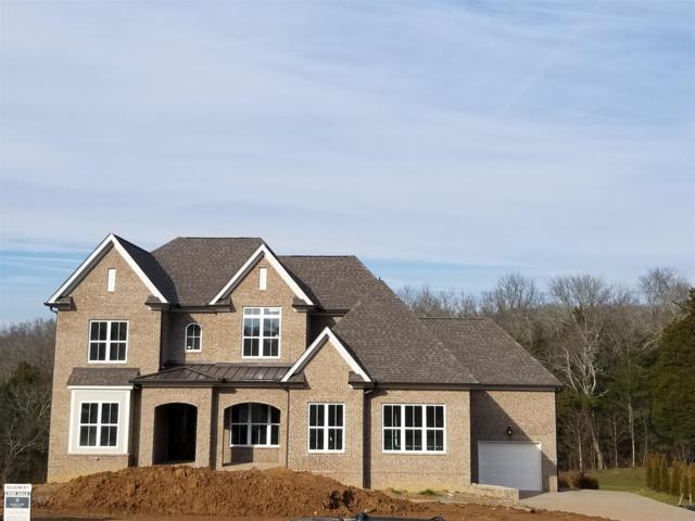 109 Watertown Dr., Lot 1009, Nolensville, TN 37135 (MLS #2002468) :: John Jones Real Estate LLC