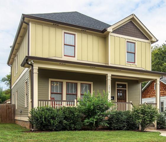 1214 N 6Th St, Nashville, TN 37207 (MLS #2002530) :: CityLiving Group