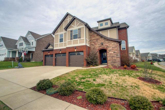 2178 Chaucer Park Lane, Thompsons Station, TN 37179 (MLS #2002601) :: Stormberg Group of Keller Williams Realty