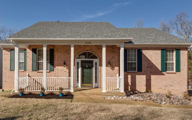 1036 Tulip Grove Rd, Hermitage, TN 37076 (MLS #2002729) :: Nashville on the Move