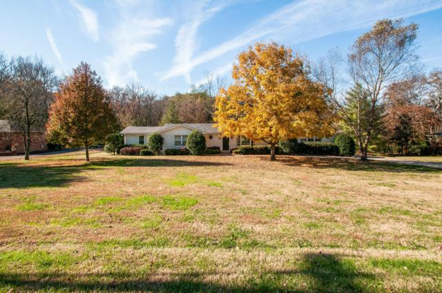 4613 Chalmers Drive, Nashville, TN 37215 (MLS #2002807) :: DeSelms Real Estate