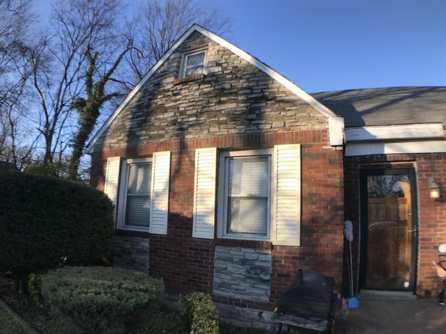 1701 Litton Ave, Nashville, TN 37216 (MLS #2002993) :: John Jones Real Estate LLC