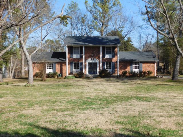 100 Spencer Creek Rd, Franklin, TN 37069 (MLS #2003038) :: REMAX Elite